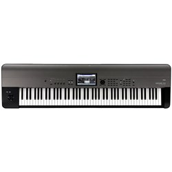 Korg Krome EX 88-Key Synthesizer Music Workstation