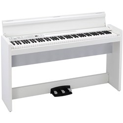 Korg LP380 Digital Piano - Weighted Digital Piano (White)