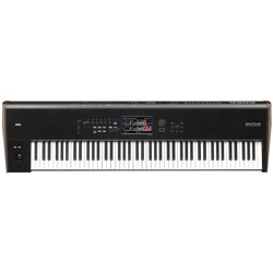 Korg Nautilus Music Workstation w/ 88 Key Real Hammer Action 3 (RH3) Keyboard