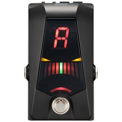 Korg Pitchblack Advance Pedal Tuner (Black)