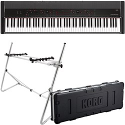 Korg Grandstage 88-Key Stage Piano w/ FREE Hard Case & Keybard Stand