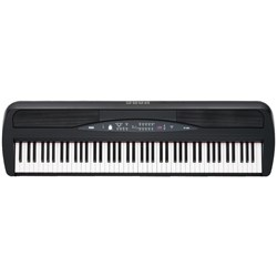 Korg SP-280 88-Key Digital Piano w/ MIDI (Black)