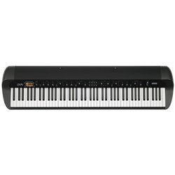 Korg SV1 88 Key Stage Piano (Black)