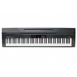 Kurzweil KA90 88-Note Fully Weighted Hammer Action Piano w/ Speakers (Black)