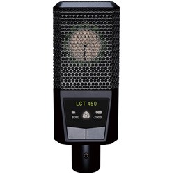 Lewitt LCT 450 Large-Diaphragm Condenser Microphone
