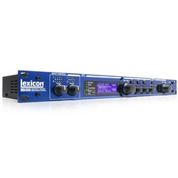 Lexicon MX400 4-in/4-out Reverb/FX Processor w/ USB Hardware Plug In