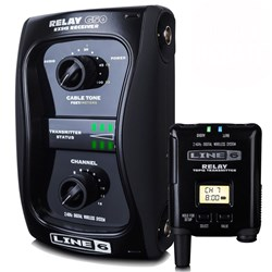 Line 6 RELAY G50 Tour-Ready Bodypack Guitar Wireless System