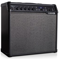 "Line 6 Spider V 120 MkII 1x12"" Guitar Amp Combo w/ Over 200 Amps, Cabs & Effects (120W)"