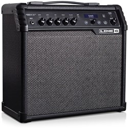 "Line 6 Spider V 30 MkII Guitar Amp Combo w/ Over 200 Amps, Cabs & FX 1x8"" Speaker (30W)"
