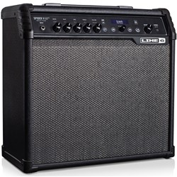 "Line 6 Spider V 60 MkII Guitar Amp Combo w/ Over 200 Amps, Cabs & FX 1x10"" Speaker (60W)"