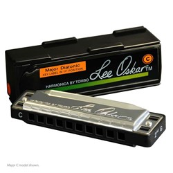 Lee Oskar Major Diatonic Harmonica (A Flat)