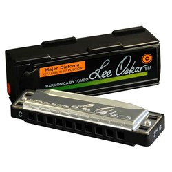 Lee Oskar Major Diatonic Harmonica (C)