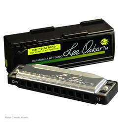 Lee Oskar Harmonic Minor Harmonica (A)