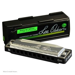 Lee Oskar Natural Minor Harmonica (A)