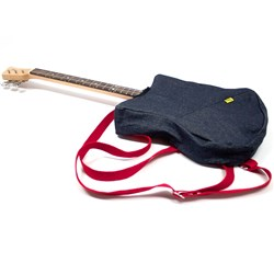 Loog Backpack for Loog Acoustic Model LG02 (Denim)