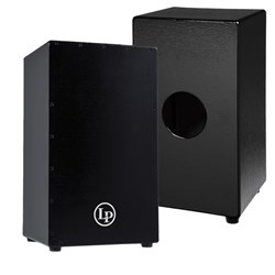 LP Black Box Wire Cajon w/Natural Faceplate