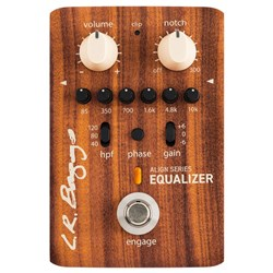 LR Baggs Align Equalizer Acoustic Preamp w/ 6-Band EQ & Anti-Feedback Notch Filter