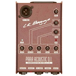 LR Baggs Para DI Acoustic Guitar Direct Box & Preamp w/ 5-Band EQ