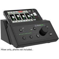 Mackie ProDX4 4-Channel Wireless Digital Mixer Limited Stock - No Backorders