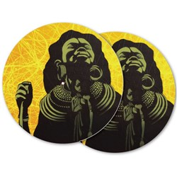 Madslips African Queen Slipmats (Pair)