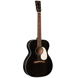 Martin 000-17 17 Series 000-14 Fret Acoustic Guitar in Case (EX DEMO) (Black Smoke)