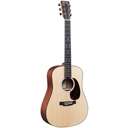 Martin DJR-10E Dreadnought Junior Acoustic Guitar w/ Pickup in Gig Bag