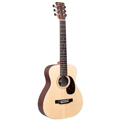 Martin LX1RE Little Martin Rosewood Acoustic Guitar w/ Pickup in Gig Bag