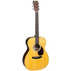 Martin OM-21 Acoustic Guitar in Ply Hardshell Case