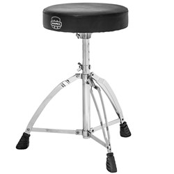 "Mapex T270A Round Top Lightweight Drum Throne (12"" x 2.5"")"