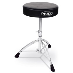 Mapex T550A Round Top Double Braced Drum Throne