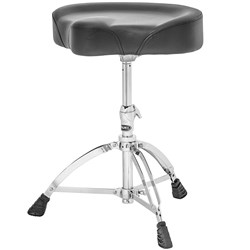 "Mapex T575A Saddle Top Double Braced Drum Throne (17"" x 4"")"