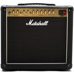 "Marshall DSL20C Dual Super Lead 2-Channel 20w 1x12"" Valve Guitar Combo Amp"