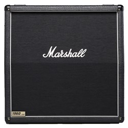 "Marshall 1960A 300W 4x12"" Switchable/Stereo Angled Cab"