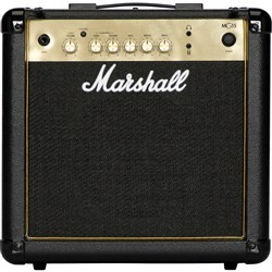 Marshall MG15G MG Gold Series 15W Guitar Amplifier Combo
