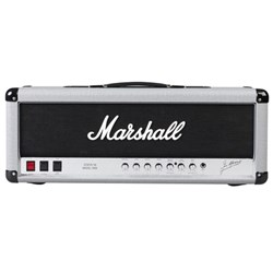 Marshall 2555X Silver Jubilee Re-issue 100W Head