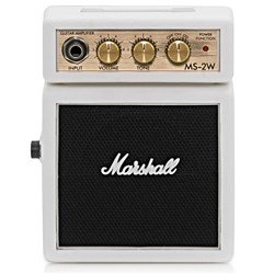 Marshall MS-2W MS-2 Micro Stack (White)