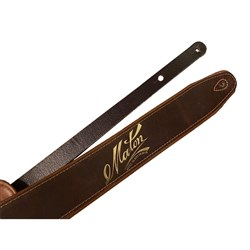 Maton Deluxe Leather Strap (Brown)