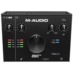 M-Audio Air 192x4 2-In/2-Out 24/192 USB Audio/MIDI Interface