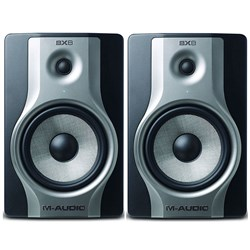 "M-Audio BX8 Carbon 8"" Studio Monitors (Pair)"