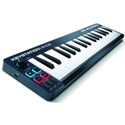 M-Audio Keystation Mini32 MKII 32-Key Portable Keyboard Controller