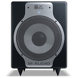 "OPEN BOX M-Audio BX Premium Active 10"" Studio Subwoofer for Carbon Monitors"