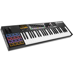 OPEN BOX M-Audio Code 49-Key USB MIDI Controller w/ X/Y Pad (Black)