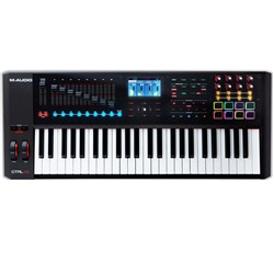 OPEN BOX M-Audio CTRL49 49-Key USB/MIDI Smart Controller w/ Full-Colour Screen