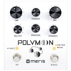 Meris Polymoon Super-Modulated Delay FX Pedal (inspired by Cascaded Rack Gear)