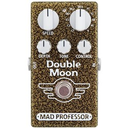 Mad Professor Amplification Double Moon Modulation Pedal w// 11 Modulation Modes