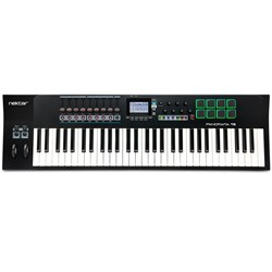Nektar Panorama T6 61-Key Performance MIDI Controller Keyboard