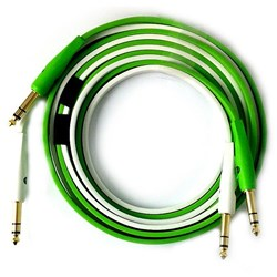 "Oyaide Neo D+ Stereo 1/4"" TRS Class-B Cable (1m)"