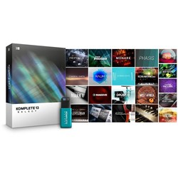 Native Instruments Komplete 13 Select Music Production Suite