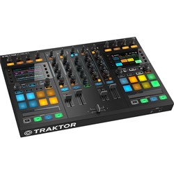 Native Instruments Traktor Kontrol S5 Pro 4-Channel DJ System