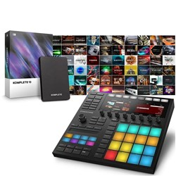 Native Instruments Maschine MK3 w/ Komplete 11 Upgrade